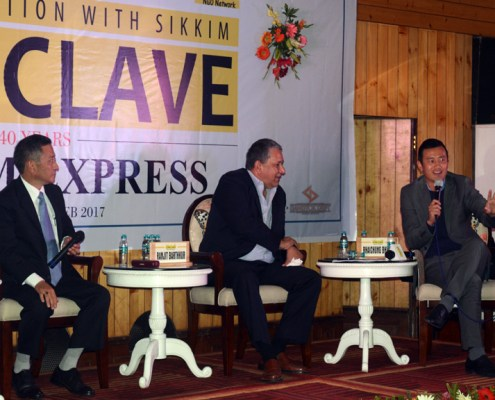 In conversation with Sikkim Conclave 6
