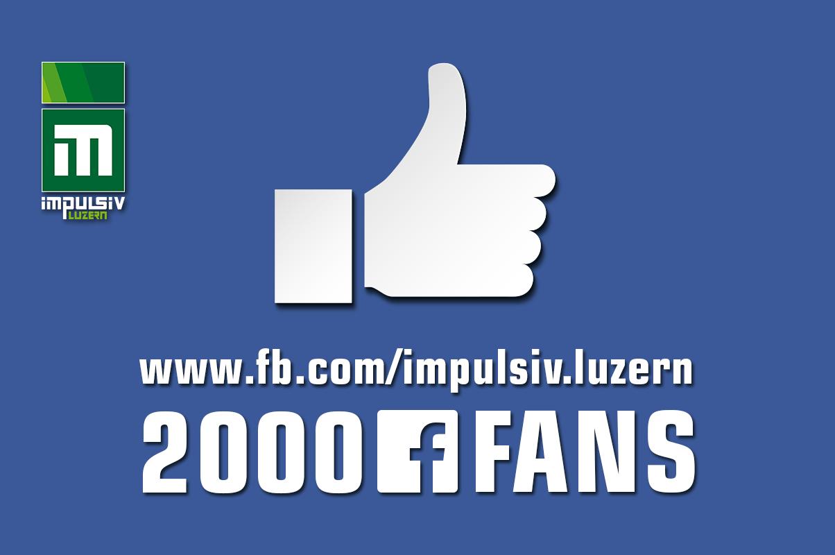 2000 Facebook Fans