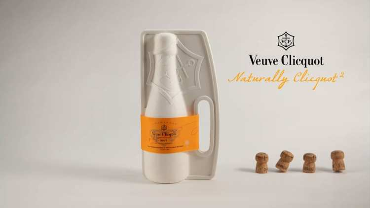 Naturally Clicquot 2 · Veuve Clicquot · packaging