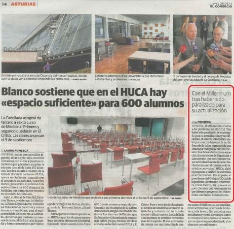 El Comercio, 28/8/2014