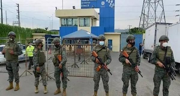 ایکواڈور،3جیلوں میں فسادات، 67 قیدی ہلاک