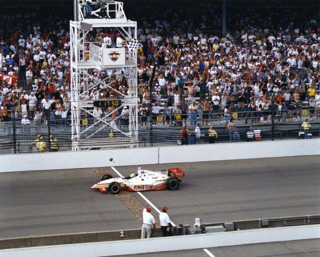 Bräck en Indianapolis (FOTO: Indianapolis Motor Speedway)