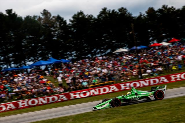 Se implementará una versión propia de la Superlicencia en la INDYCAR (FOTO: Joe Skibinski/IMS, LLC Photo)