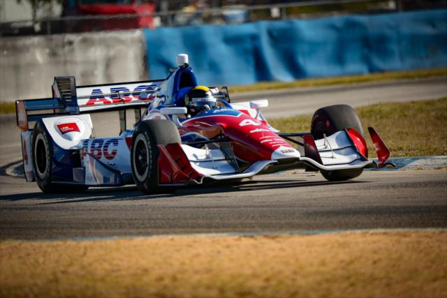 Conor Daly (AJ Foyt Racing)