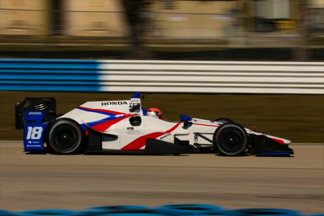 Ed Jones (Dale Coyne Racing)