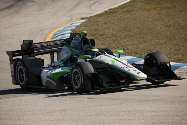 Sébastien Bourdais (Dale Coyne Racing)