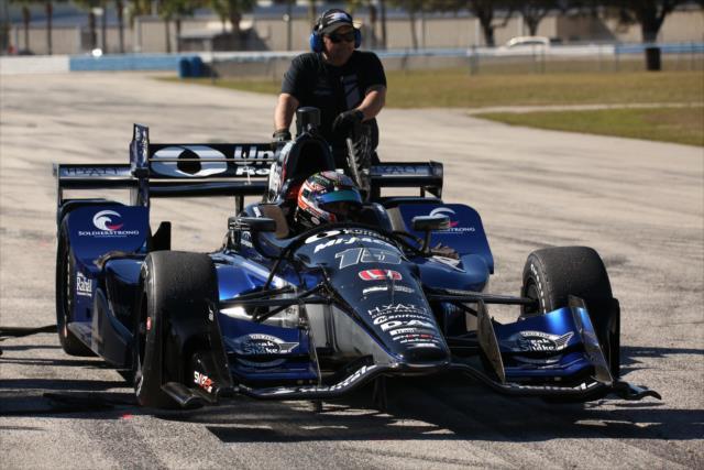 Graham Rahal (Rahal Letterman Lanigan Racing)