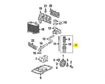 IMS GENUINE PORSCHE NEW REAR CONTROL ARM 98733104302