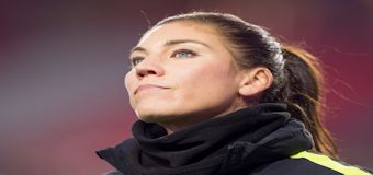 CONCACAF named Hope Solo best Goalkeeper of 2015