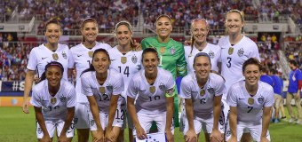 US WNT Team defeats Germany 2-1 to win the 2016 She Believes Tournament