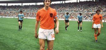 Dutch Soccer Great Johan Cruyff Dead at 68