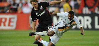 The LA Galaxy tie DC United 0-0