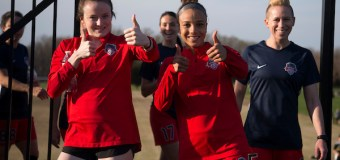 Injury over, LaVelle joins USWNT in training camp