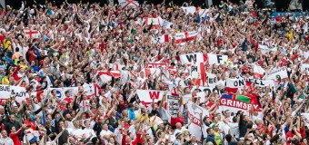 England fans creates World Cup tradition with chants