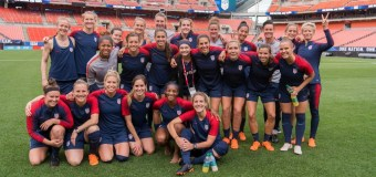 USWNT look at Tournament of Nations as tuneup to World Cup qualifiers