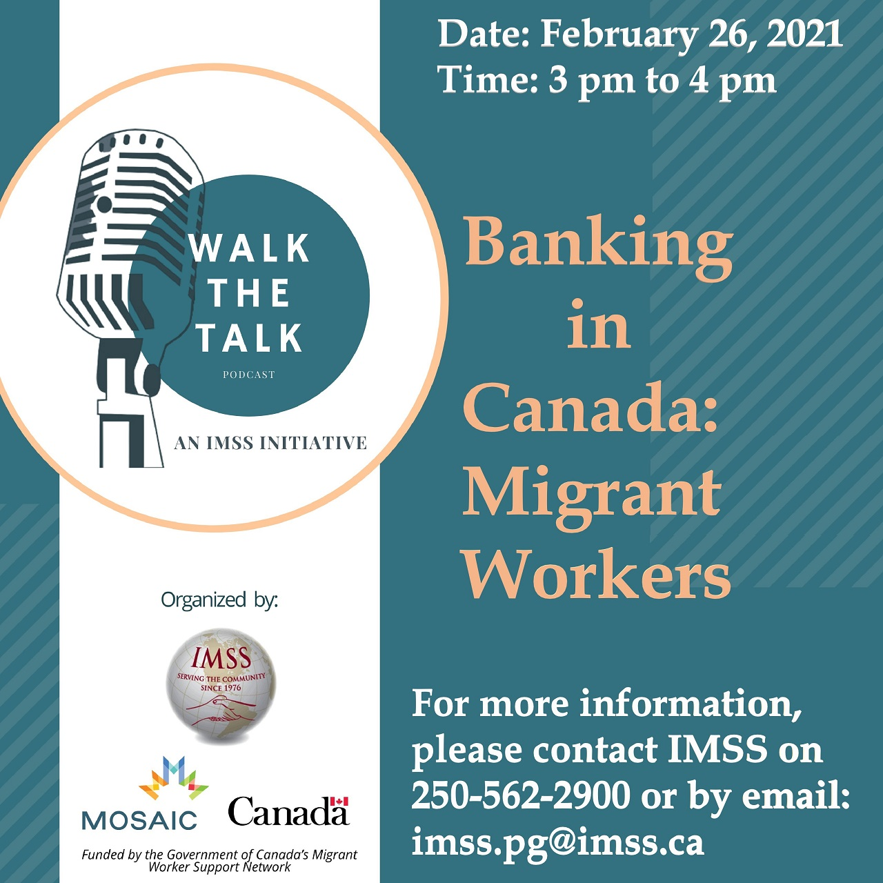 Banking in Canada: Migrant Workers