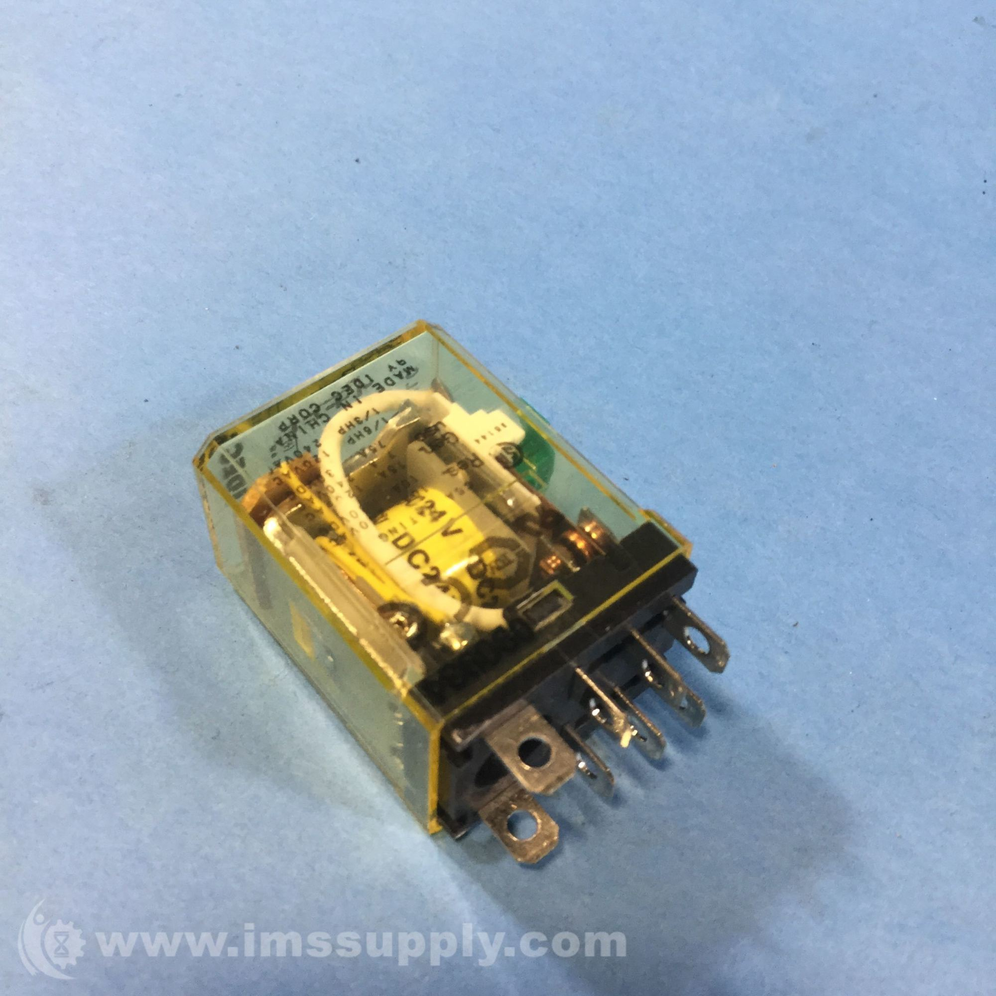 hight resolution of lot of 5 general purpose relays electrical equipment supplies idec rh2b ul relays dc24v