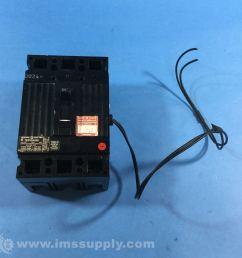 general electric ted134050 shunt trip device 120v to 240v ac ims supply [ 2448 x 2448 Pixel ]