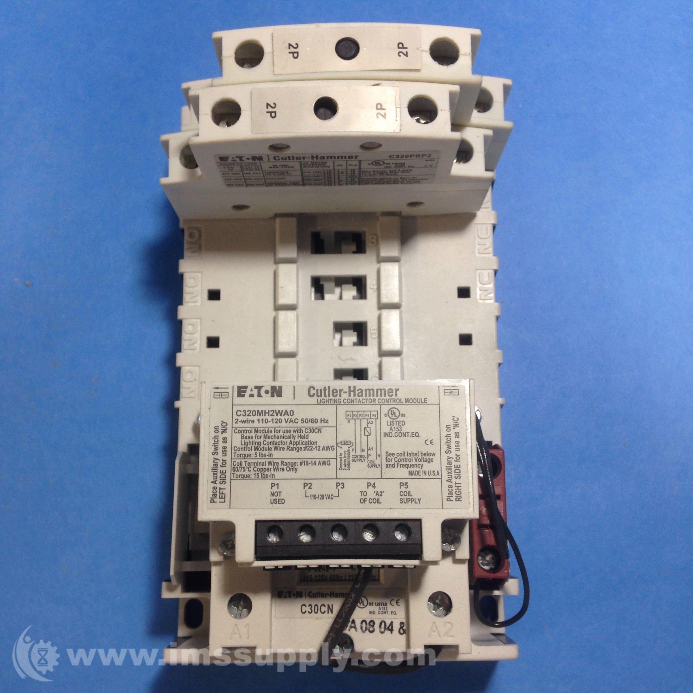 eaton c30cn lighting contactor wiring diagram integra alarm cutler hammer c30cnm22a02a0 ims supply