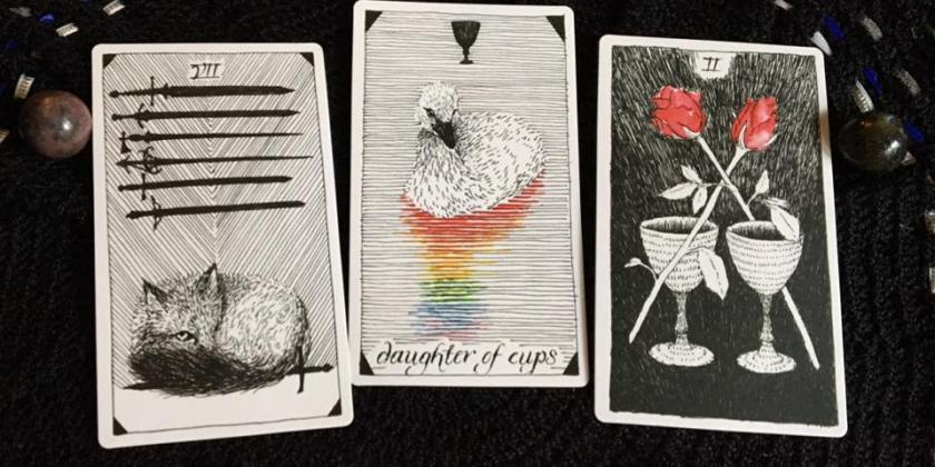 Deception From Energy Vampires: An Empath's Struggle ~ Tarot for 6 June 2017