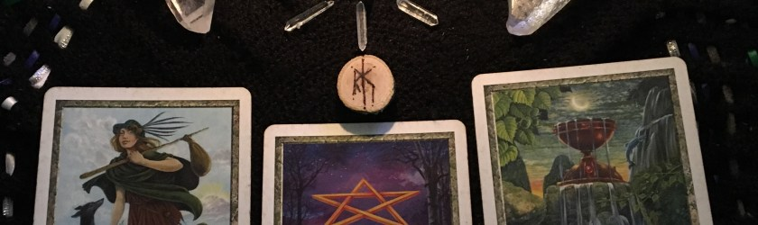 Charting Our Own Course ~ Tarot for 8 January 2018