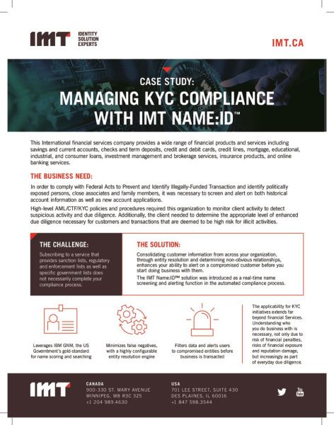 thumbnail of 40615-IMT-Know Your Customer case study-PRINT