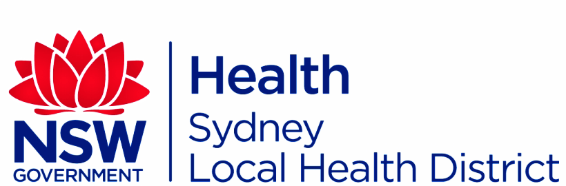 NSW Government - Health Sydney Local Health District