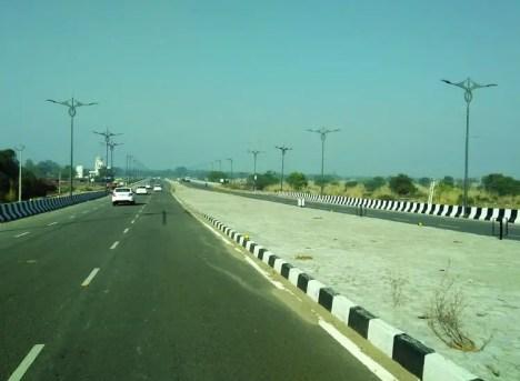 Chandigarh to Manali Road