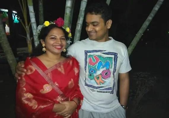 Celebrating Wife's Birthday