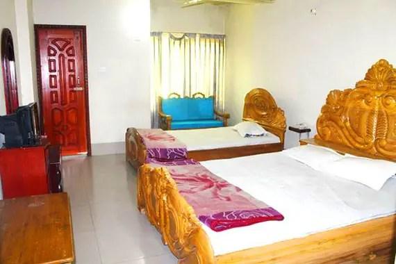 best budget hotel bandarban