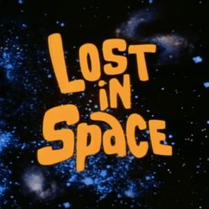 PERDIDOS NO ESPAÇO - LOST IN SPACE
