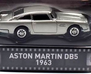 007 Skyfall Austin Martin Hot Wheels