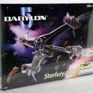 Babylon-5 Starfury Model Kit Revell