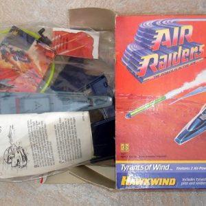 Air Raiders Hawkwind Hasbro