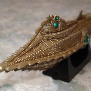 Nautilus 20.000 Léguas Submarinas Resin Model