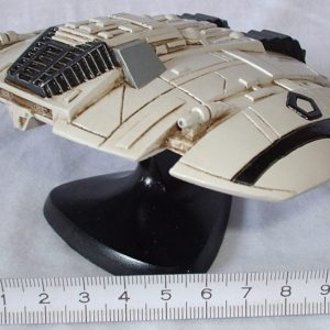 Battlestar Galactica Cylon Raider 1978 Resin Model