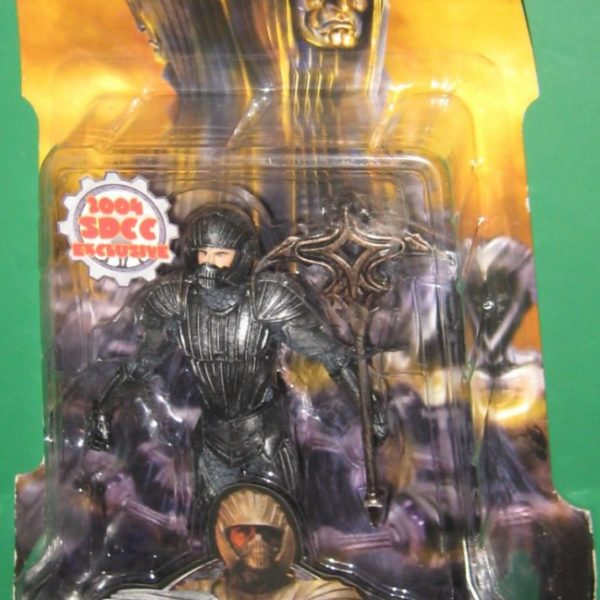 Chronicles of Riddick Necromonger Sota Toys