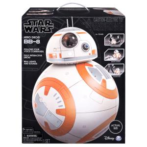 Star Wars Hero Droid BB-8 Interactivo