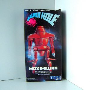 Black Hole – Maxmillian – Model Kit MPC