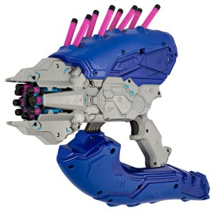 Halo Needler Nerf Gun Mattel