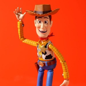 Toy Story Woody Action Figure Revoltech Kayodo
