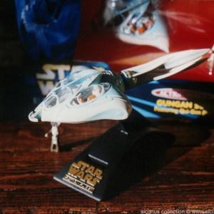 Star Wars Bongo Submarine Action Fleet Galoob