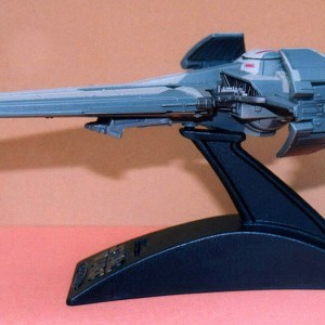Star Wars Sith Infiltrator Action Fleet Galoob