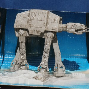 Star Wars AT-AT Action Fleet Galoob