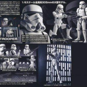 Stormtrooper 1/6 Model Kit BANDAI