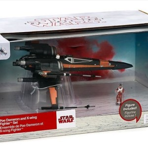 Star Wars Poe Dameron's X-Wing Disney Exclusive