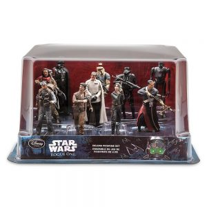 Star Wars Rogue One Figure Set Disney Store