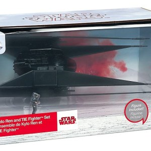 Star Wars Kylo Ren Tie Silencer Disney Exclusive