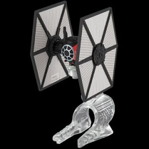 Star Wars First Order Tie Fighter Special Forces Die Cast Hot Weels