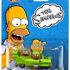 The Simpsons – The Homer Automibile Die Cast Hot Wheels